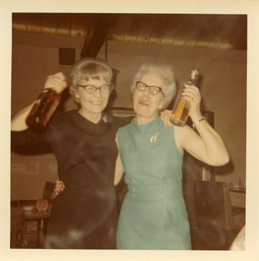 Vintage Grandma's partying Wman posing with fish carp barbells weightlifting Dog Humping Sheep picnic Bad Family Photos Worst Awkward Family Photos Stupid Crazy Funny Family Weird Worst tattoos Pictures