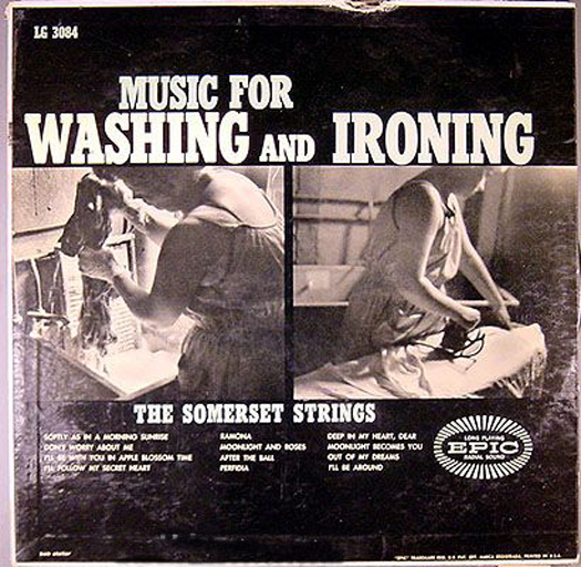 Music For Washing & Ironing Worst album covers bad album covers funny albums lps vinyl classic album art rock gospel big hair worst tattoos funny pictures awkward family photos stupid horrible terrible records awful