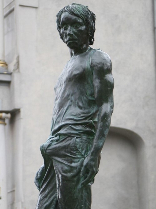erection in pants jeans poland Funny Statues Weird Statues Bizarre Sexual Strange Statues Awkward Crazy Art