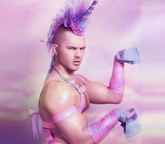 Man Dressed as Unicorn~ 34 Failed Attempts at Looking Sexy
