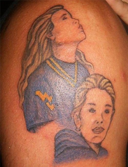 West Virginia Portraits – The Worst Bad Tattoos, The Ugliest Regrets, too.