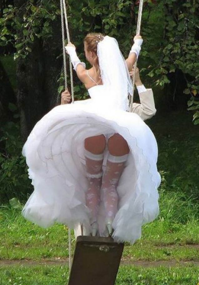 Grab A Tissue! 14 More Funny Wedding Pictures