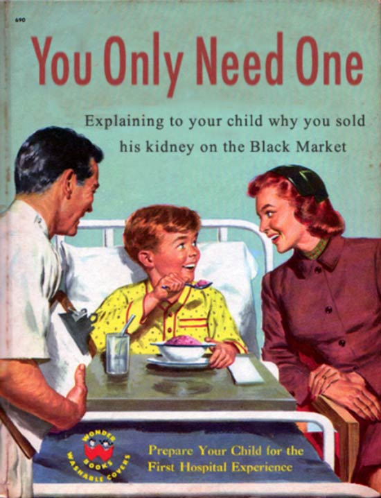 You Only Need One - 15 of the Worst Bad Children's Books