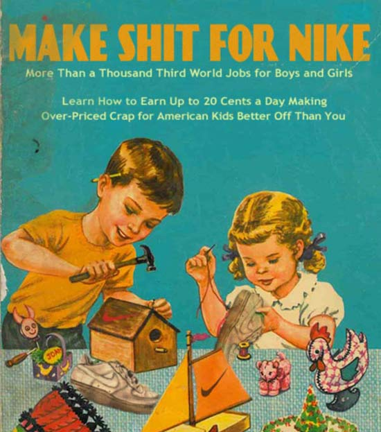 Sit for Nike - 15 of the Worst Bad Children's Books