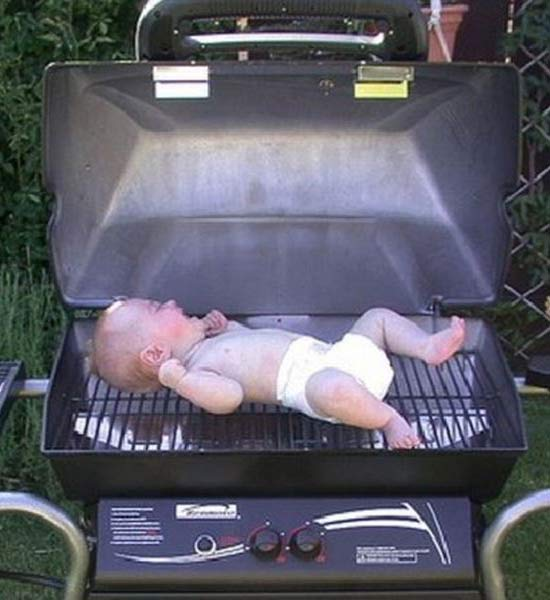 Cooking With Baby ~ 27 More of the Worst Parents Ever!