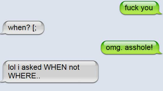 ~ 27 Hilariously Funny Text Messages ! ~