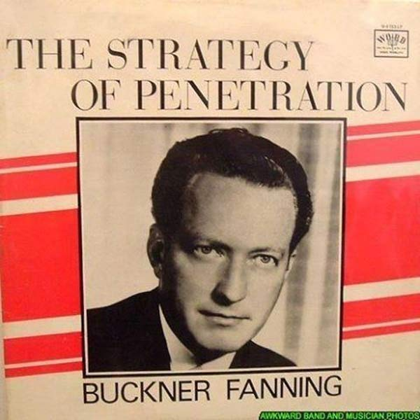 The Strategy of Penetration ~ 20 of the Worst Bad Album Covers
