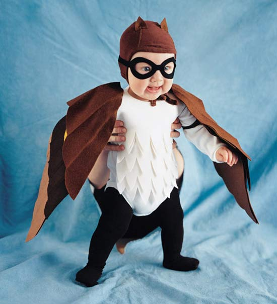 Owl ~ 30 of the Best Kids Halloween Costumes