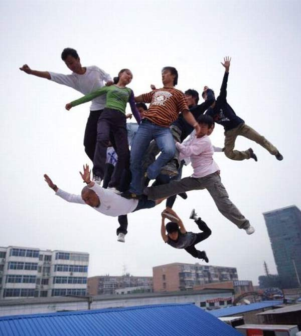 people-flying-jumping-poses-posing