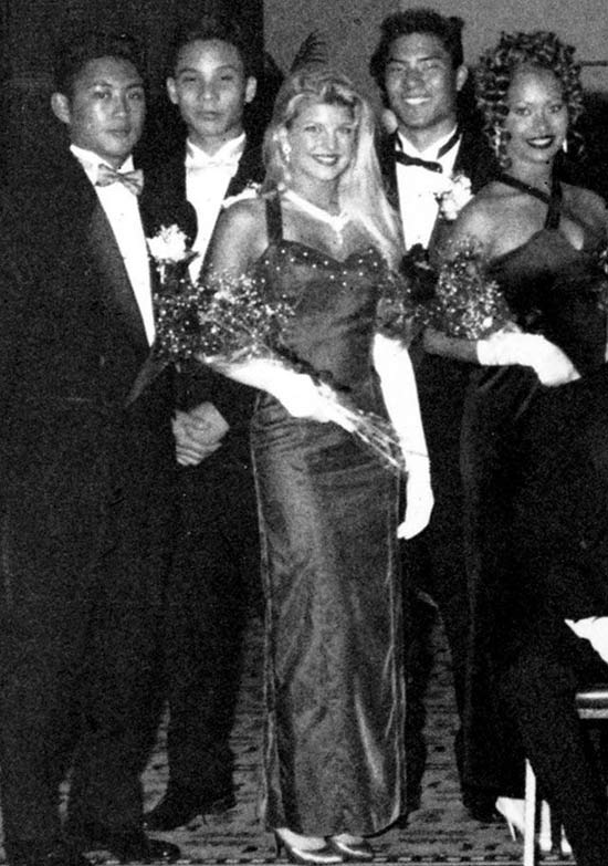 40 celebrity prom pictures ~ Fergie