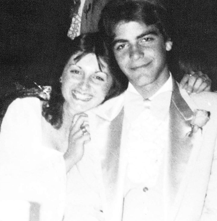 40 celebrity prom pictures ~ George Clooney