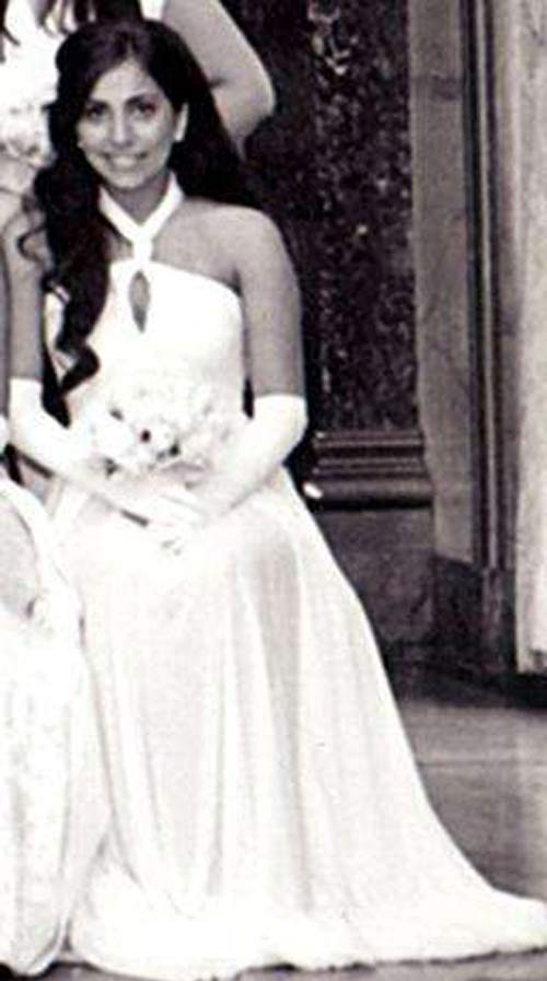 40 celebrity prom pictures ~ Lady Gaga