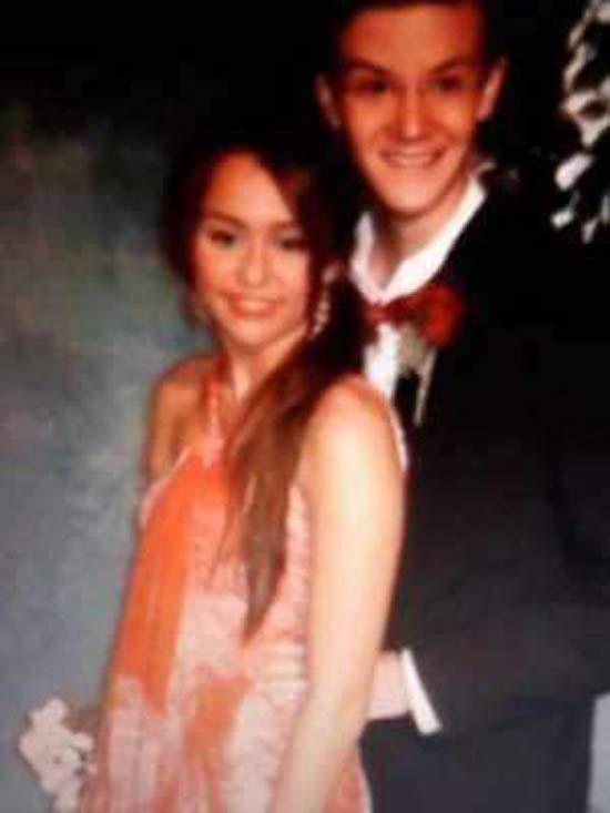 40 celebrity prom pictures ~ Mylie Cyrus