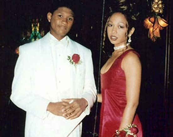 40 celebrity prom pictures ~ Usher