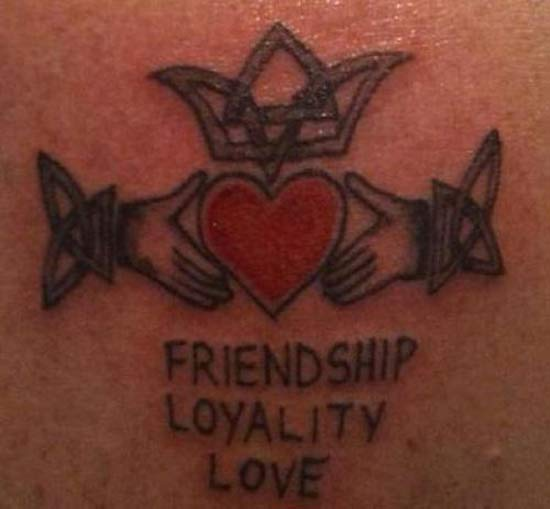 Misspelled Loyalty ~ 16 of the Worst Bad Tattoos