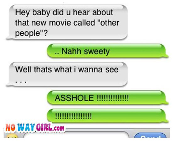 Hilariously Funny Break Up Texts and Trolling Exes