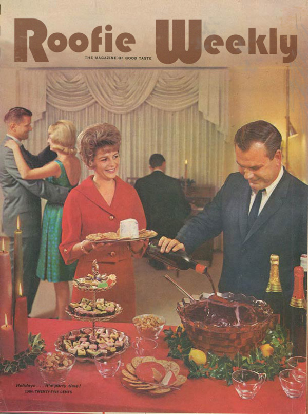 Vintage Magazines: Roofies Weekly