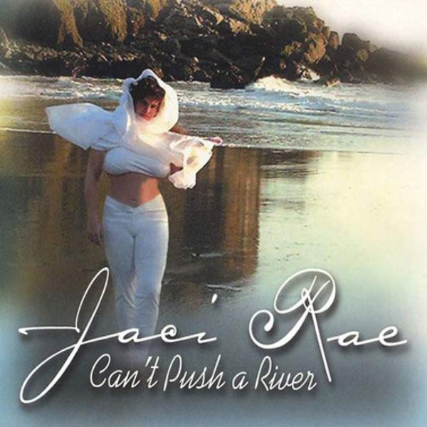 20 of the Worst Bad Album Covers~ Can't Push a River, Jaei Rae
