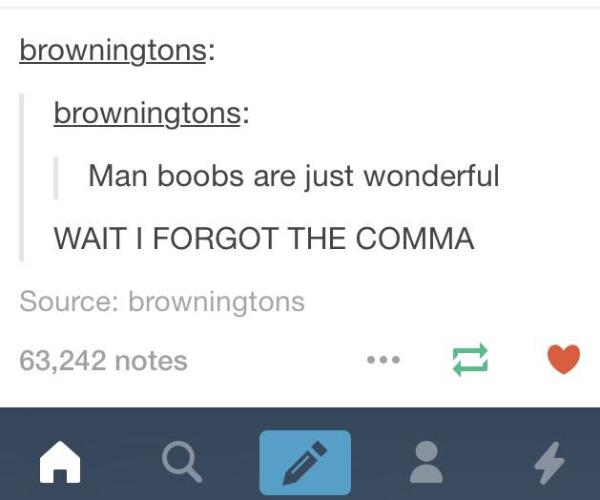 Funny Spelling & Grammar Fails~ Manboobs