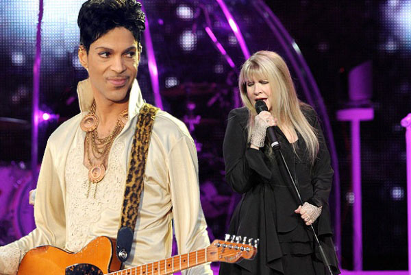 Shocking Facts You Didn't Know About Prince ~ Stevie Nicks