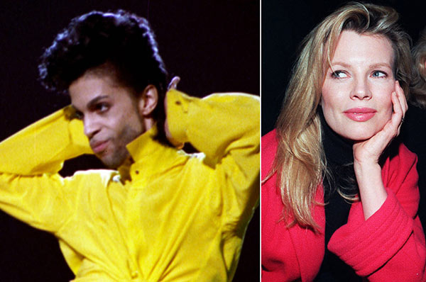 facts you didn't know about Prince ~ kim basinger