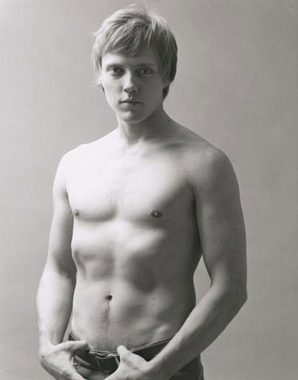 Young Christopher Walken, age 22