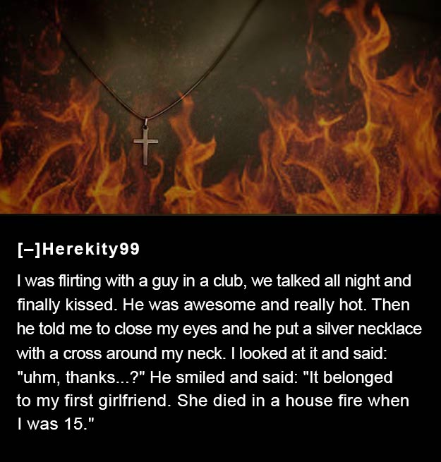 25 Creepiest Things Men Have Done to Try to be Romantic
