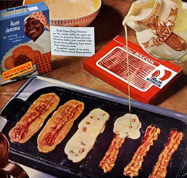 33 Funny Pics of the Day ~ Bacon Pancakes