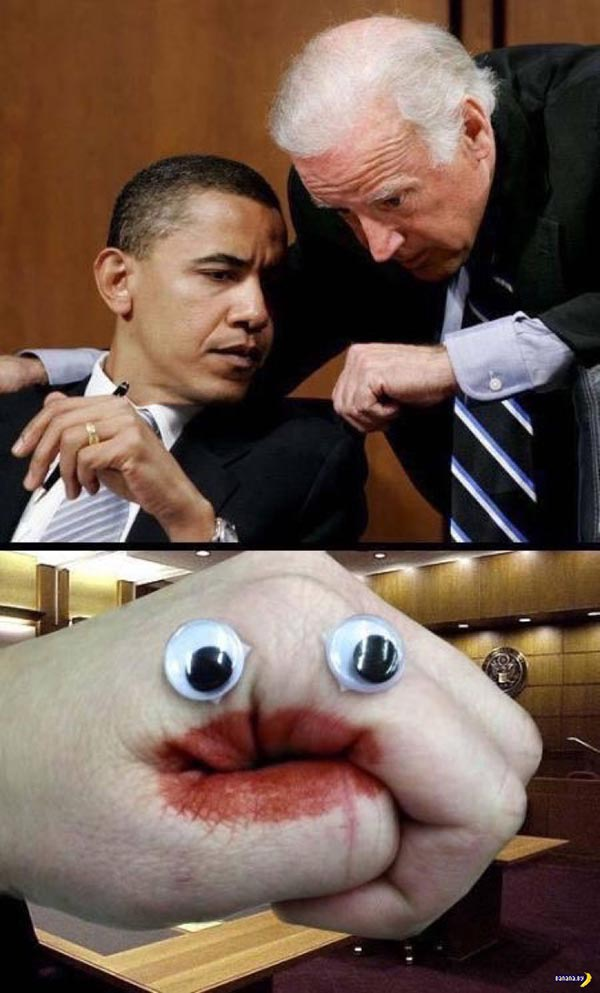 Funny Pics & Memes ~ Joe Biden, Obama, Senor Pences