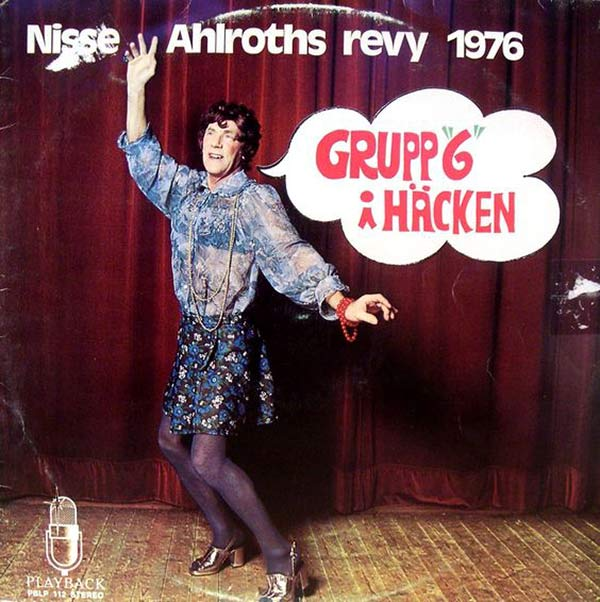 Nisei Ahlroths Revue ...Worst Album Covers Ever!