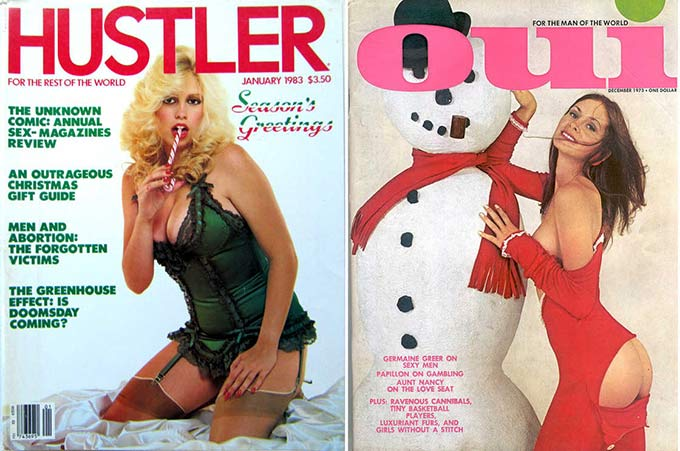 37 Men's Stag Magazine Christmas Issue Covers
