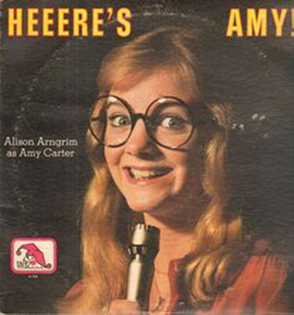 Here's Amy! ...Worst Album Covers Ever!