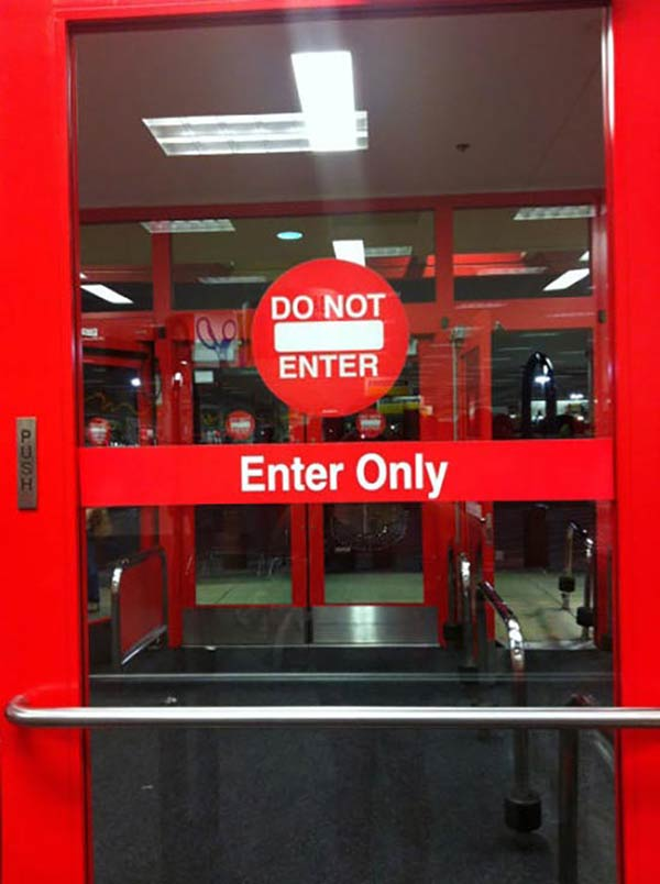 27 You Had One Job Fails ~ do not enter only