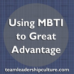 MBTI series header