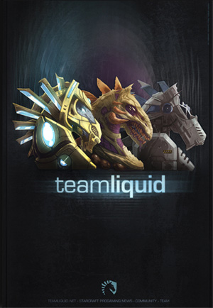 Team Liquid - Spirit Swarm Steel