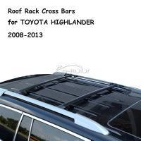 ROOF TOP CROSS BARS CROSSBARS FOR TOYOTA HIGHLANDER 2008 ...