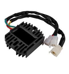details about voltage regulator rectifier for honda vt 1100 shadow ace sabre spirit aero [ 1300 x 1300 Pixel ]