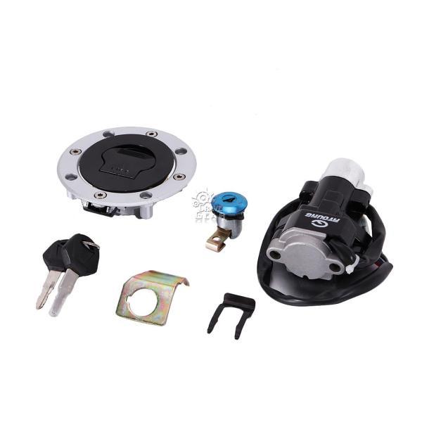 Fuel Gas Tank Cap Locking Key Fit Suzuki Gsx- Gsxr 600