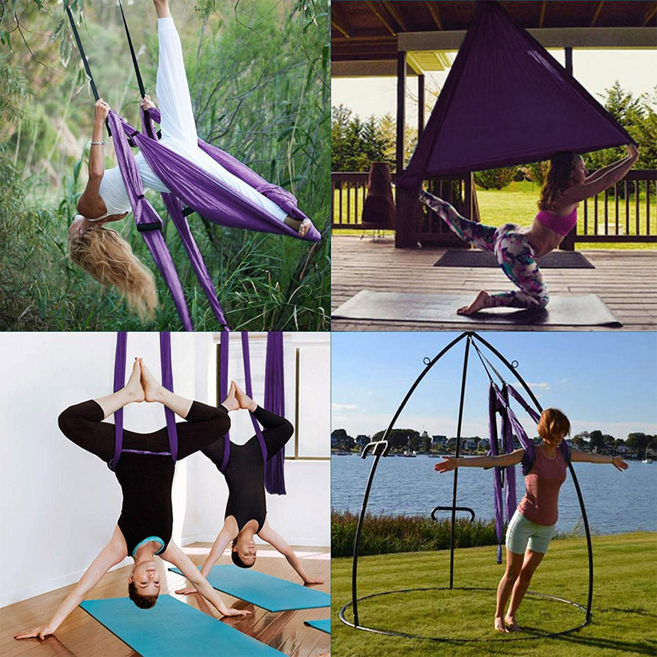 details about yoga swing