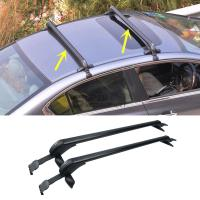 Aluminum Universal 4DR Roof Rack Cross Bars Luggage ...