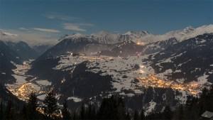 Tiroler Oberland Nacht Silvester
