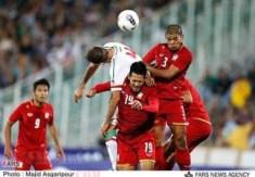 ایران+فوتبال+تایلند