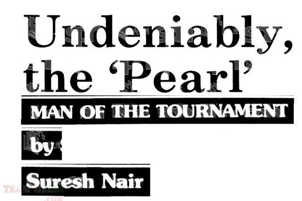 undeniably the pearl