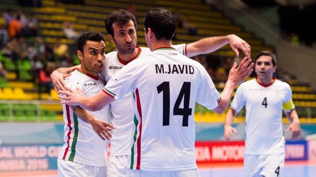 AFC Futsal Championship 2018  1 4 final review Iran v.Thailand – TeamMelli 4334ca81c0f7a