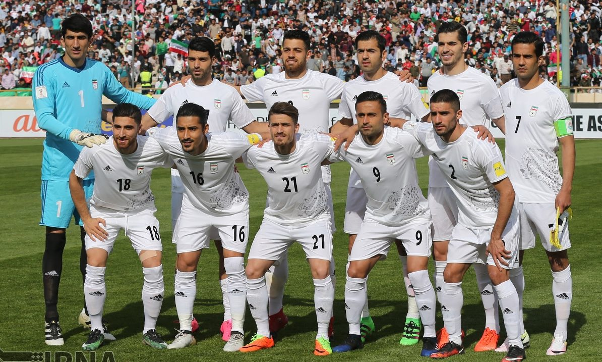 Squad for Tunisia and Algeria Match – TeamMelli d22dd11ef