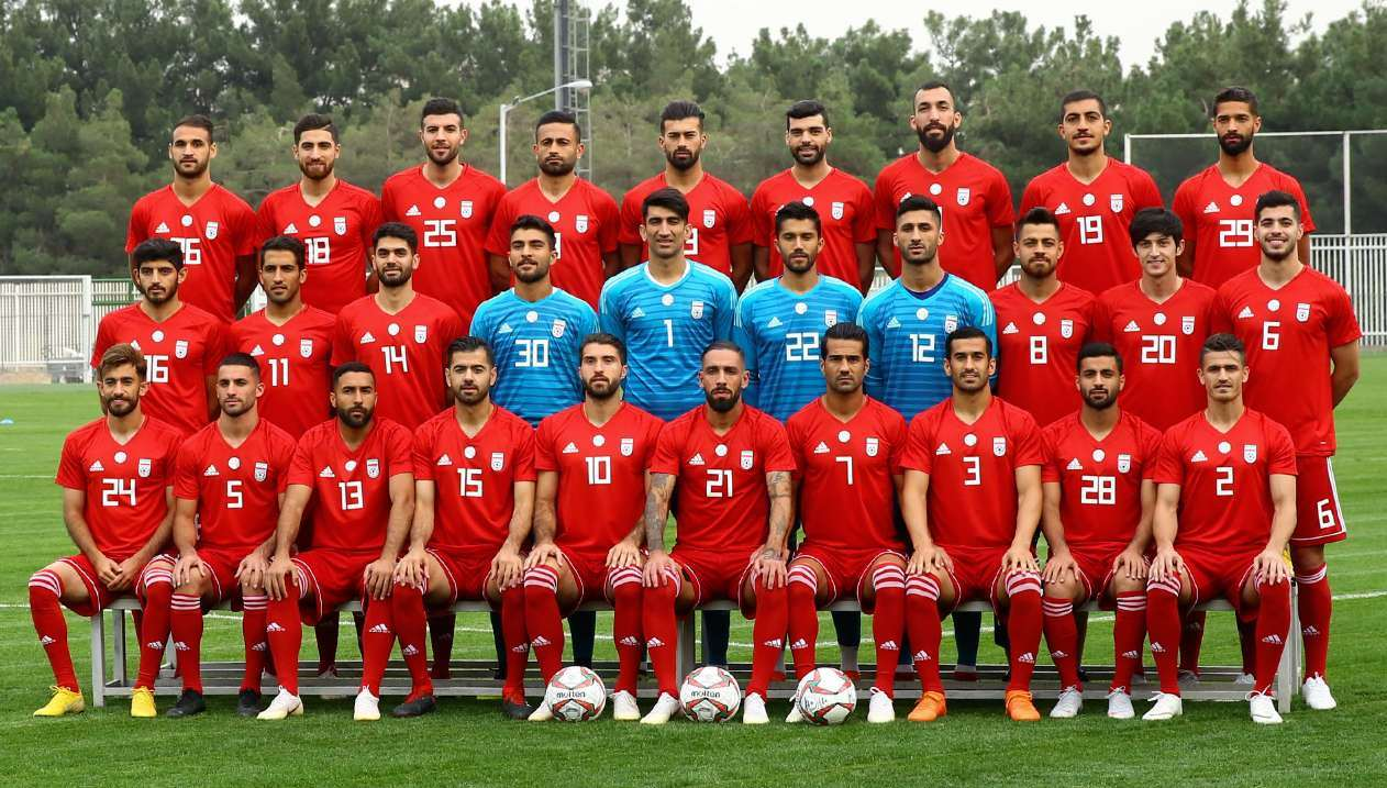 Teammelli The Home Of National Football Team Of Iran