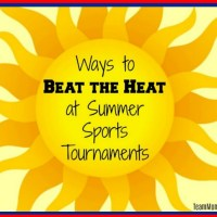 12 Ways to Beat the Heat at Summer Tournaments