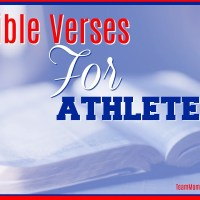 Top 10 Bible Verses for Athletes