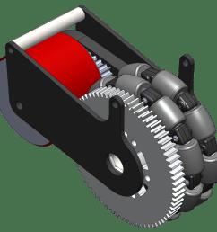 cad file step us first robotics [ 1188 x 1144 Pixel ]