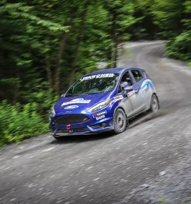 Fiesta ST turbo rally racing car rallycross mt washington